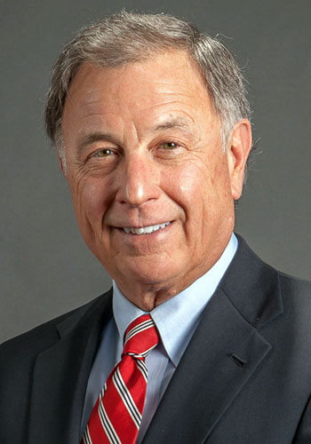 Hon. James H. Fisher (Ret.), Mediator & Arbitrator, Grand Rapids, Michigan.