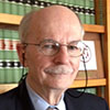 Hon. Peter F. Boggia (Ret.), Mediator & Arbitrator, Clifton, New Jersey.